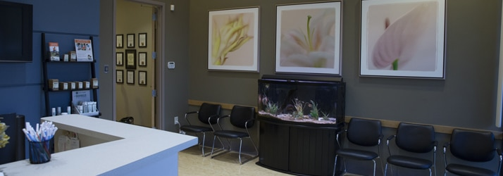 Chiropractic Nashville TN Waiting Area